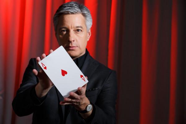 Magic Dinner mit Michael Kaune