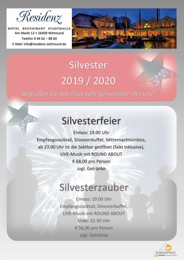 Silvester 2019 / 2020